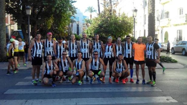 Meia Maratona Badajoz - Elvas 2016