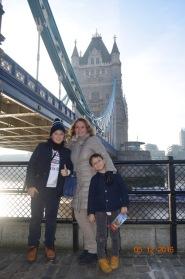 Viaje a Londres Dic. 2016