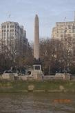 Obelisco de Cleopatra o Cleopatra´s Needles